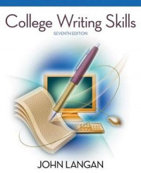 Image of College writing skills
